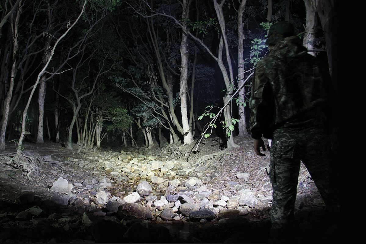 Military-Flashlights