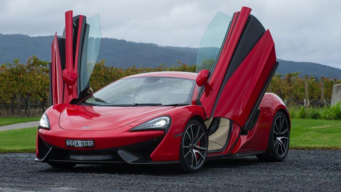McLaren-540C