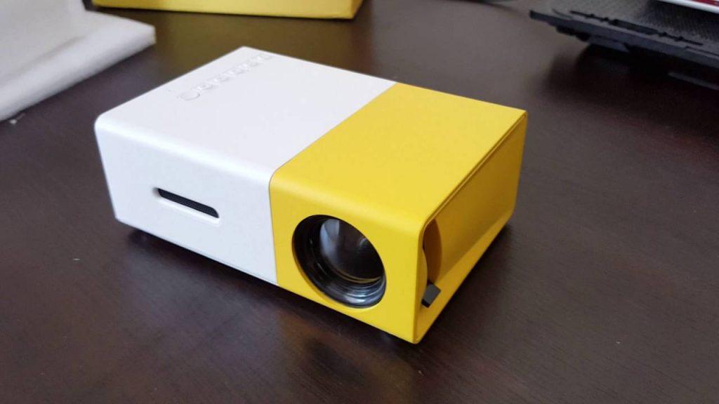 CompactMiniProjector