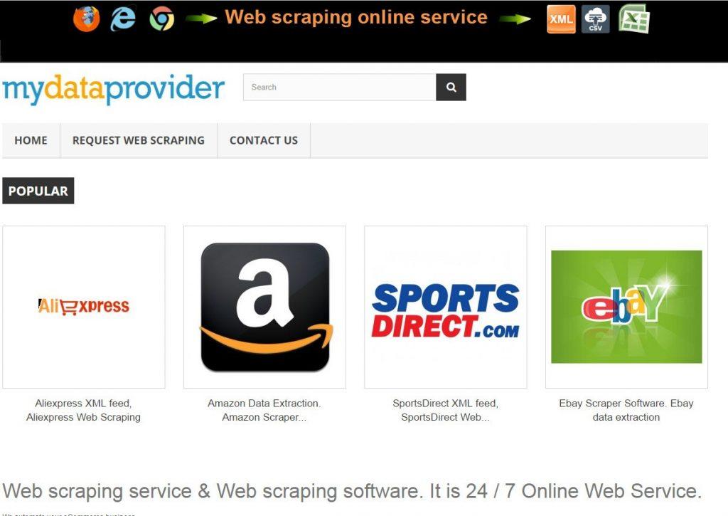 web-scraping-service